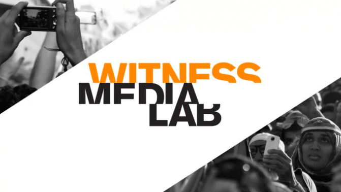 YouTube eyewitness videos