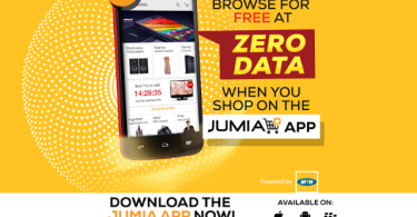 mtn and jumia zero data