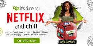 Etisalat Netflix
