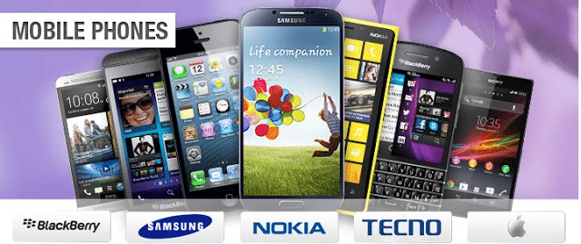 Slot Price_List of Cheap SmartPhones, Tablet & PC in Nigeria