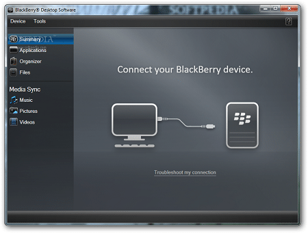 How to Connect Your Blackberry Phone with your PC to Browse
