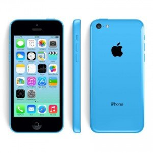 Apple iPhone 5c Blue