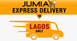Jumia express delivery lagos