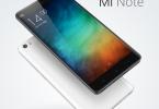 Xiaomi Mi Note android