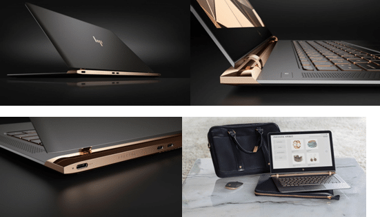 hp thinnest laptop