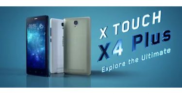 xtouch x4 plus