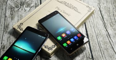 T5 and T5 SE Smartphone