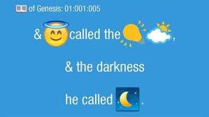 download bible emoji app
