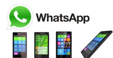 download whatsapp for nokia x