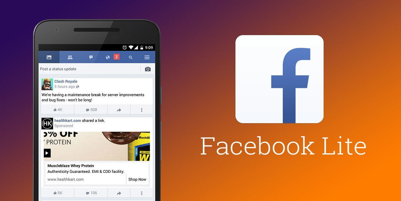 download fb lite for android 2.3.5
