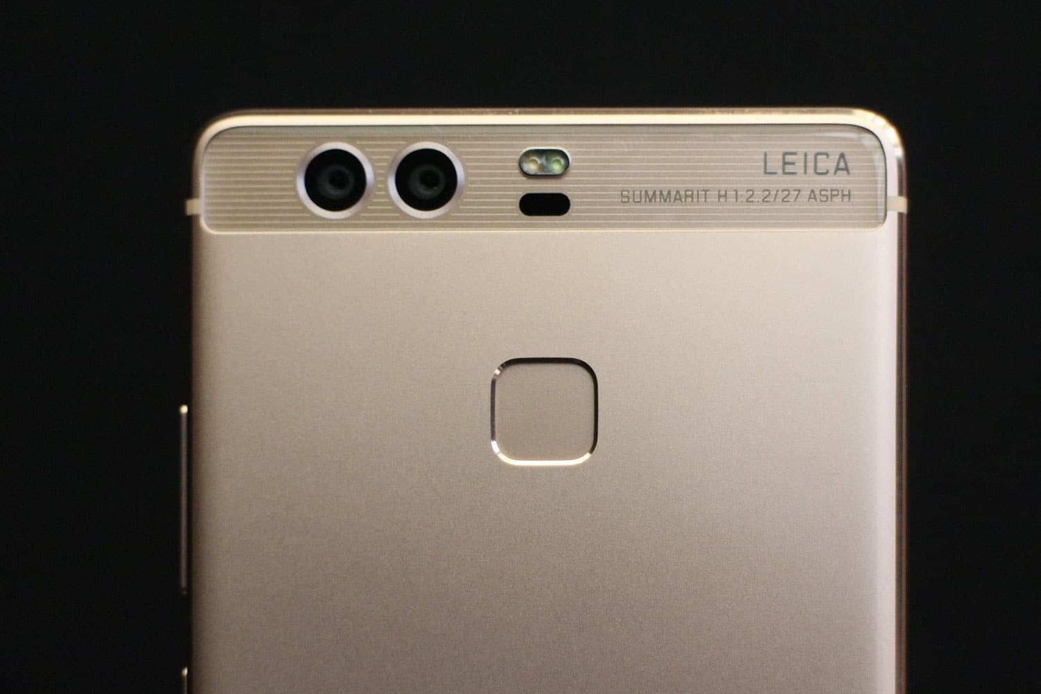 Huawei P9 features