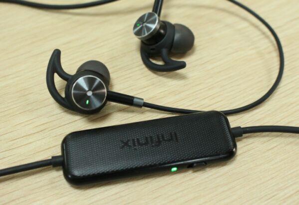 Infinix Dual Noise Cancellation Headphone