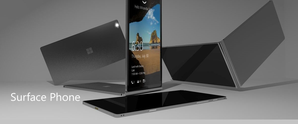 New Microsoft Surface Phone