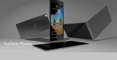 New Microsoft Surface Phone