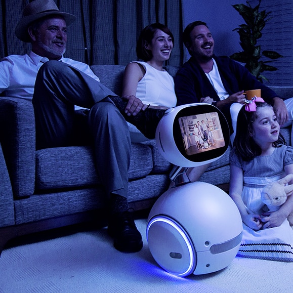 asus zenbo home robot