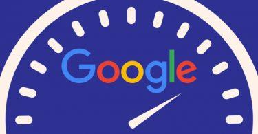google testing internet speed