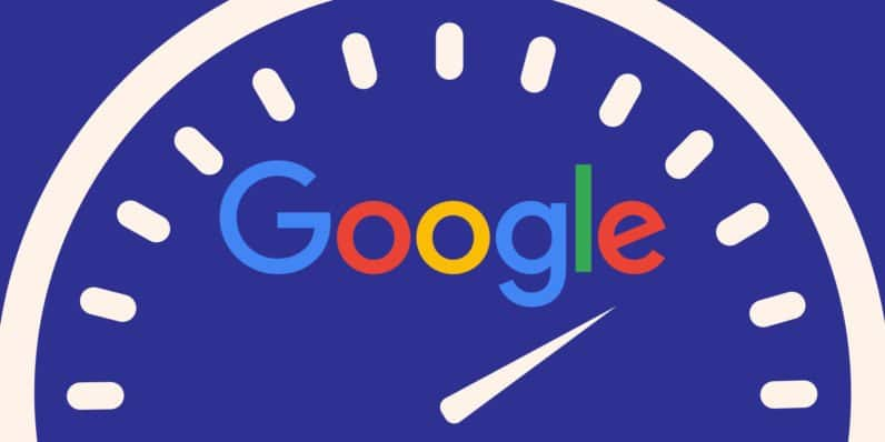 google testing internet speed