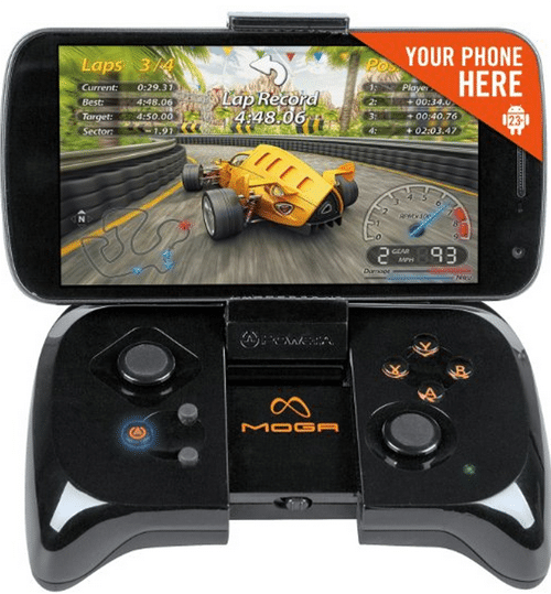 moga bluetooth Game Controller