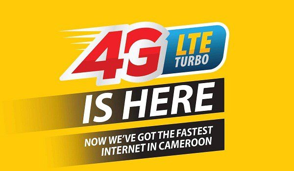 mtn 4g is here
