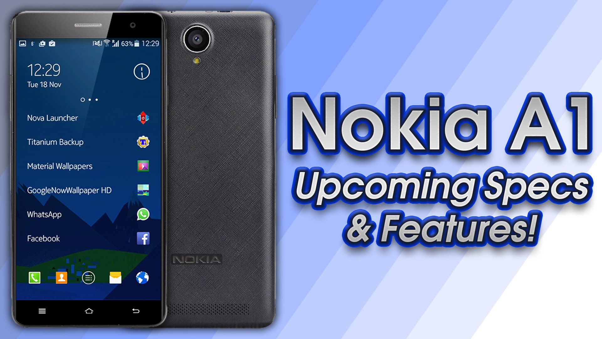 Phone Android Phone From Nokia nokia a1 android price specification in nigeria specs