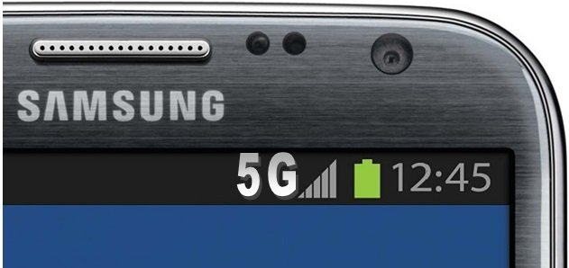 Samsung to Launch 5G Wireless Network - Already on the S8