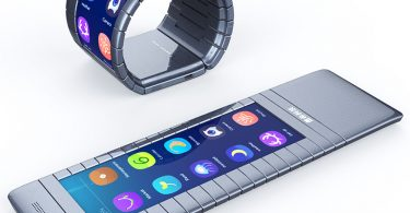 samsung bendable phones