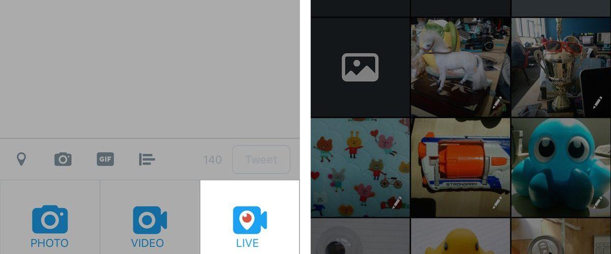 twitter new Periscope update
