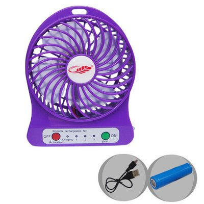 Mini Fan Rechargeable Fan