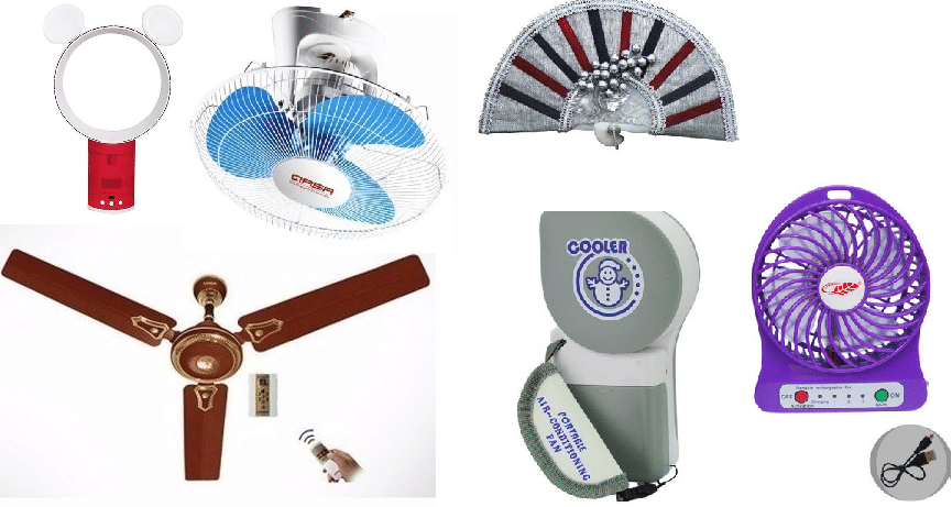Best Rechargeable Fans And Ceiling Fans Prices In Nigeria