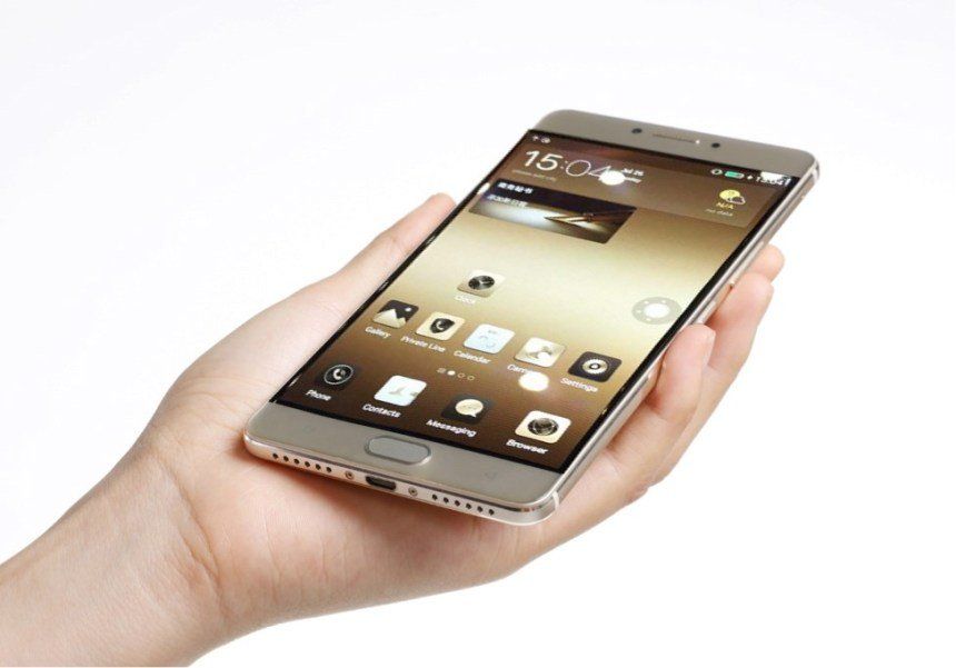 gionee m6 android
