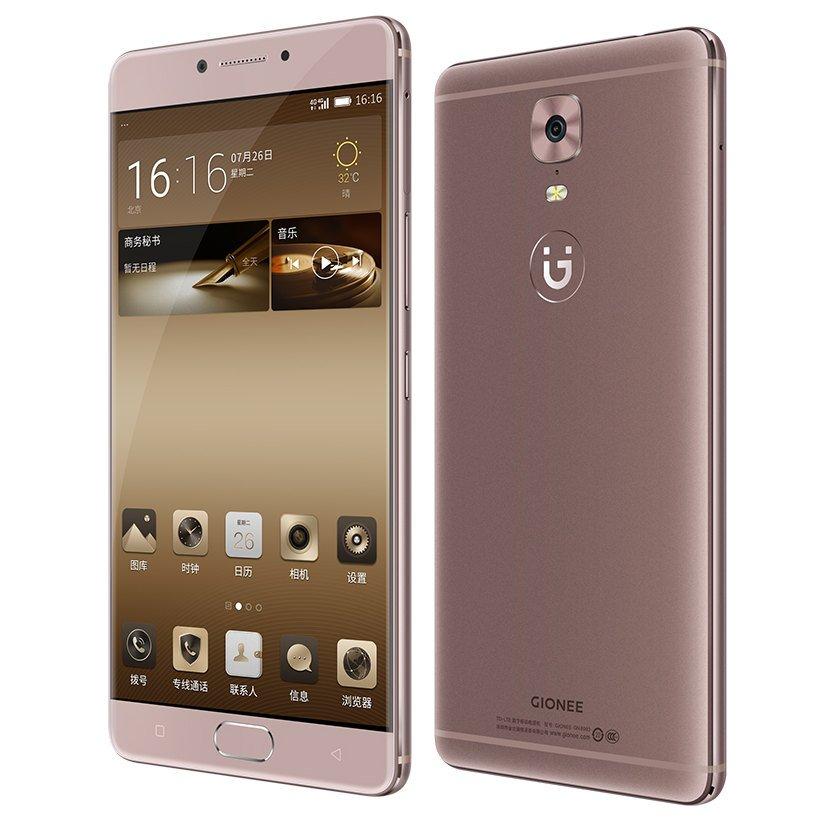 gionee m6 smartphone