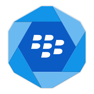 Blackberry Hub+ Software