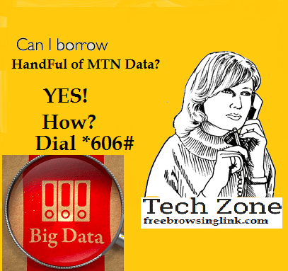 borrow mtn data