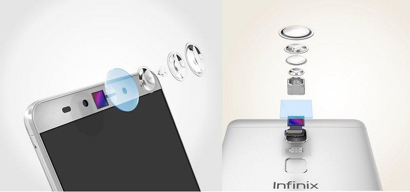 infinix note 3 x601 camera