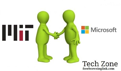 mit partnered with microsoft