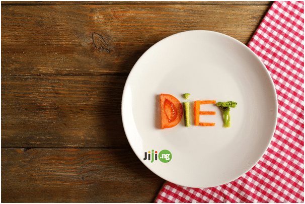get rid of the extra kilos with Diet