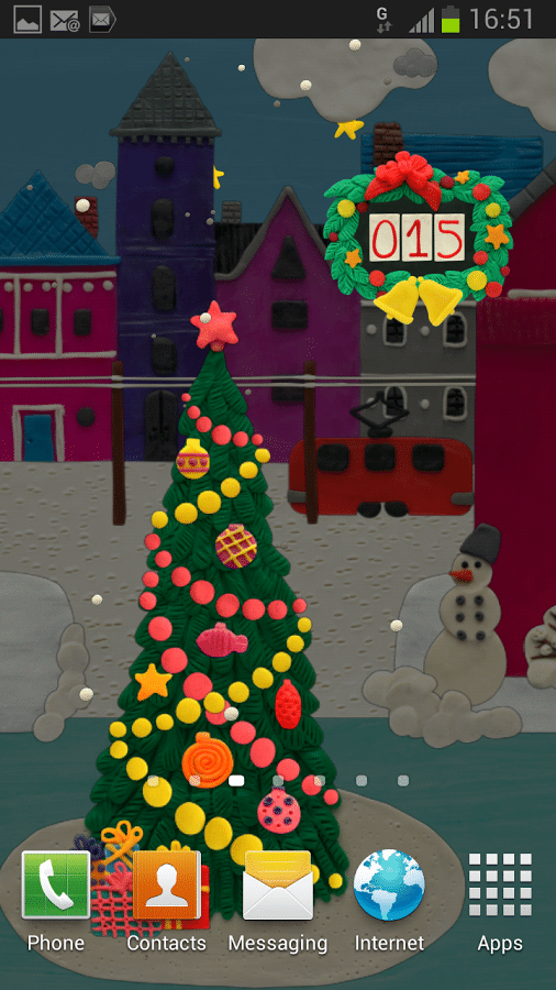 christmas and new year countdown