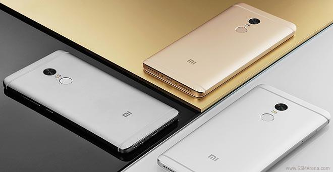 Xiaomi's Redmi Note 4 smartphone