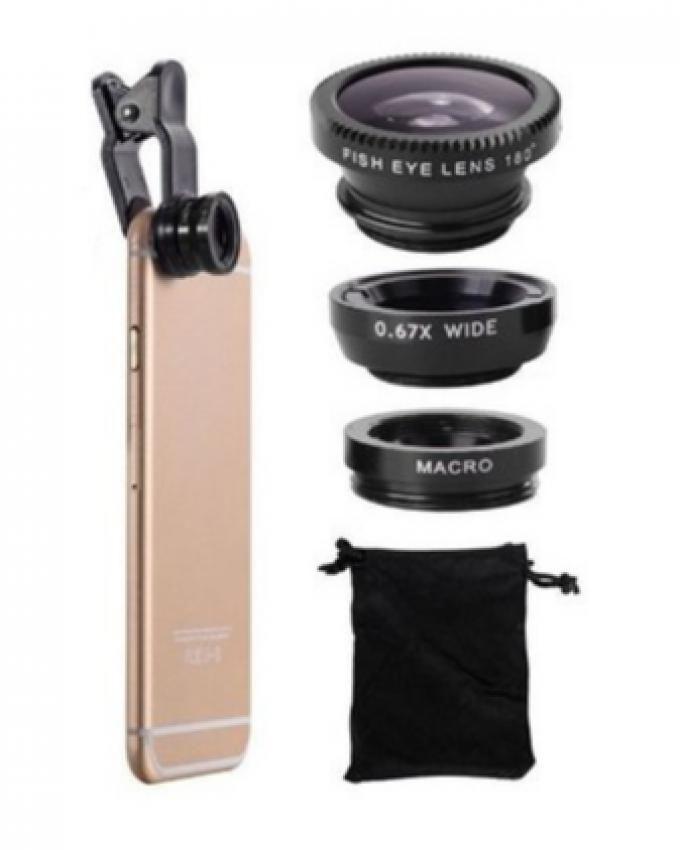 3 in 1 phone camera