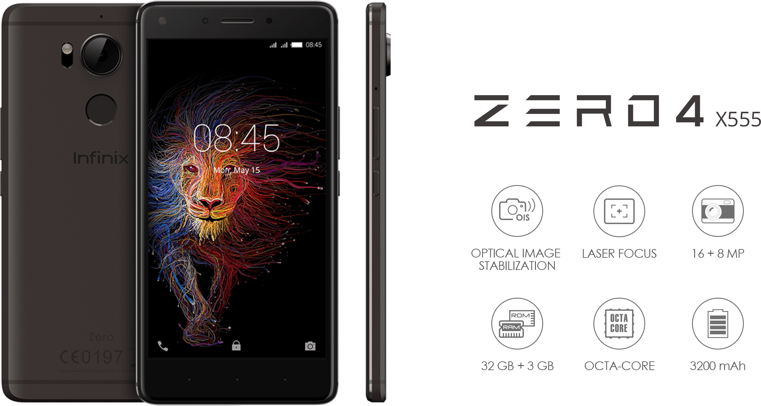 Infinix Zero 4 X555 Phone Prices And Specs