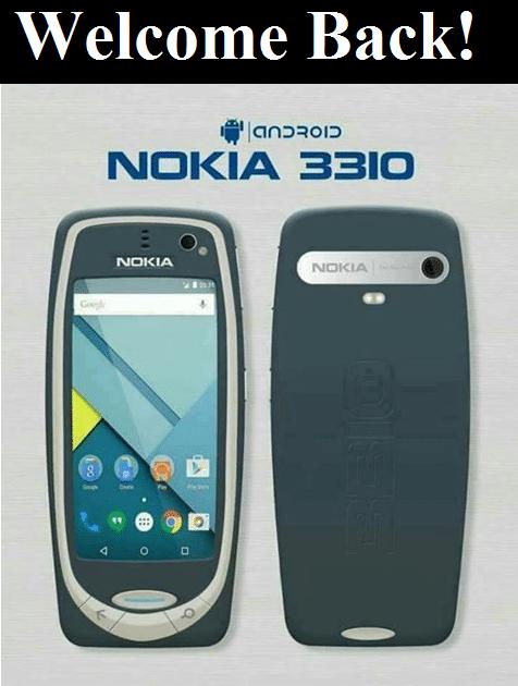 not nokia 3310