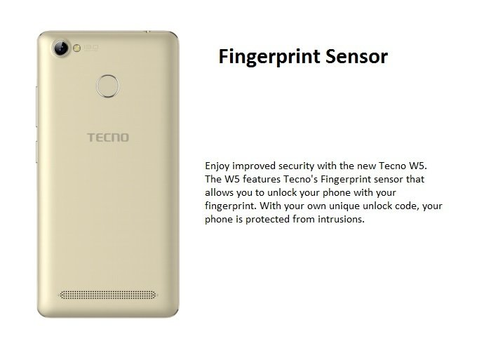 Tecno W5 Specs and Price - Nigeria Tech Zone