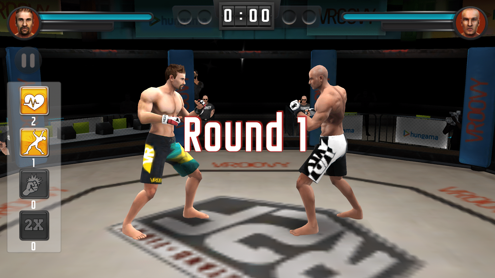 Clash of Fighters