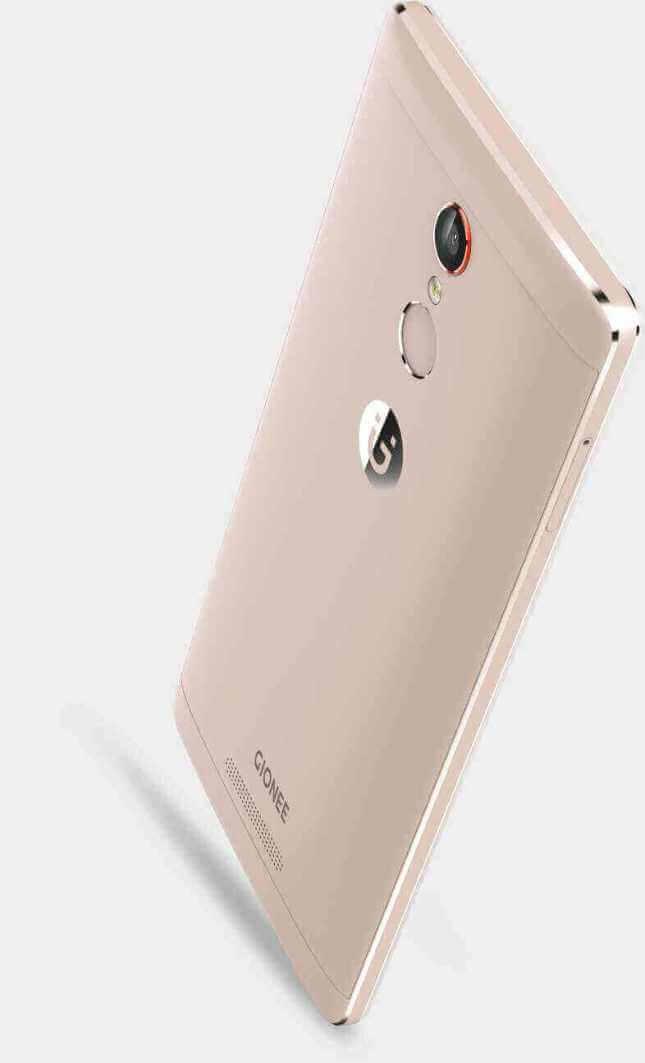 Gionee S6s phone