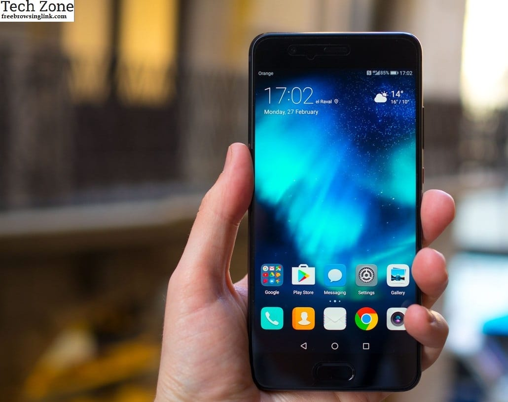Huawei P10 Plus phone