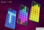 alcatel a5 led phone