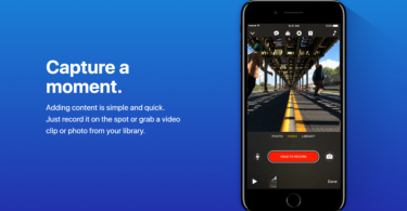 apple clips video sharing app