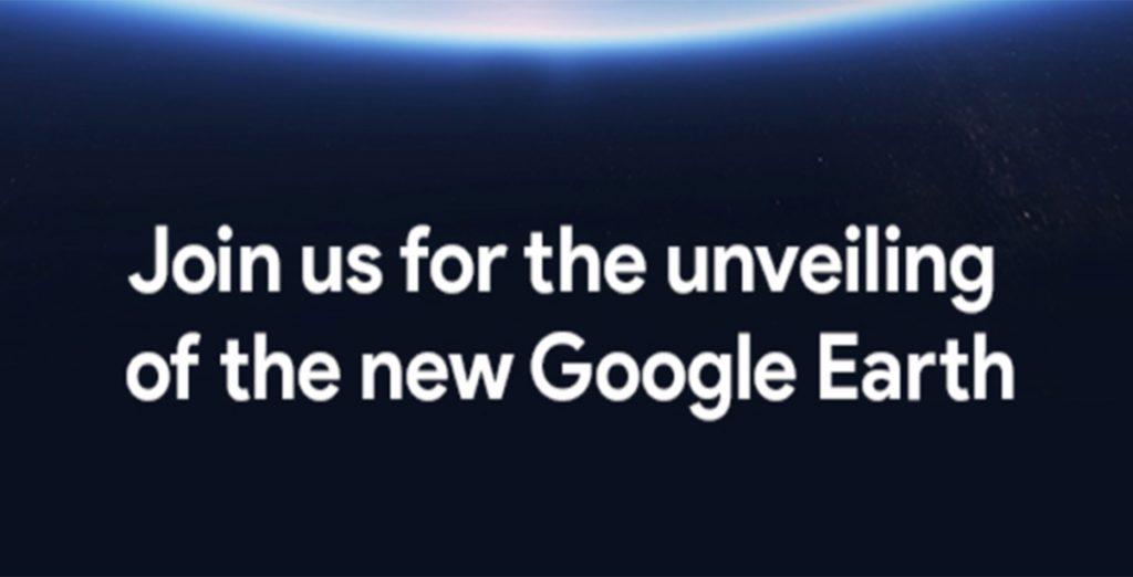 google new earth