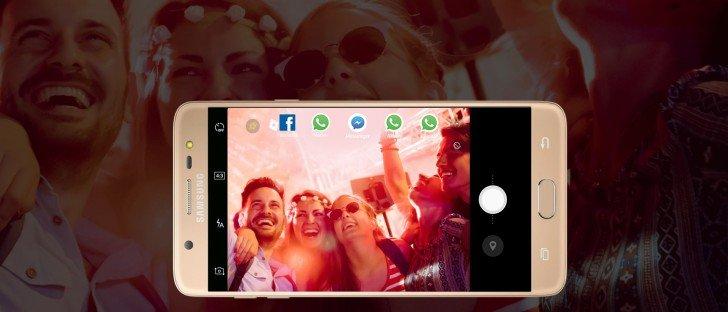 Samsung Galaxy J7 Pro and J7 Max