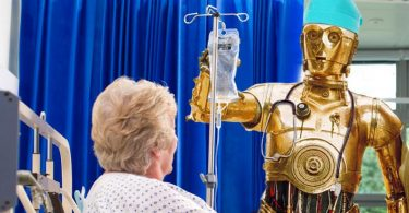 robots replaces doctors